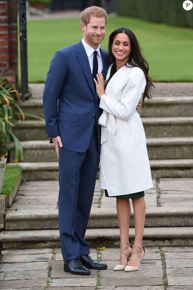 Prince Harry & Meghan Markle  36867810