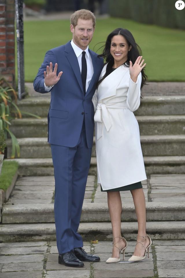 Prince Harry & Meghan Markle  36889910