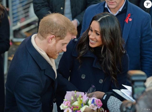 Prince Harry & Meghan Markle  36960710