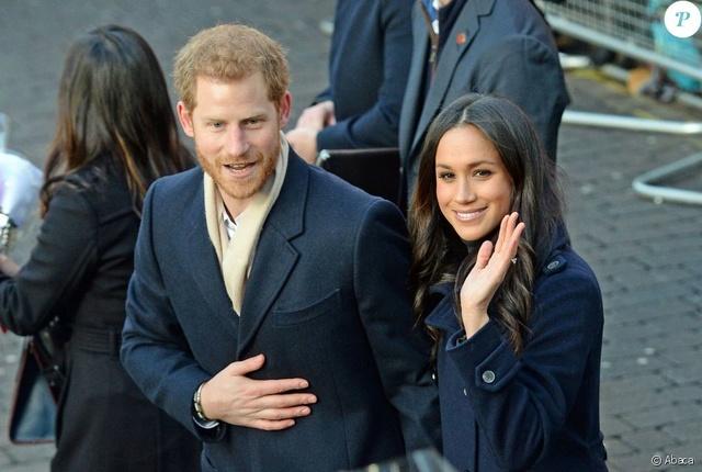 Prince Harry & Meghan Markle  36961410