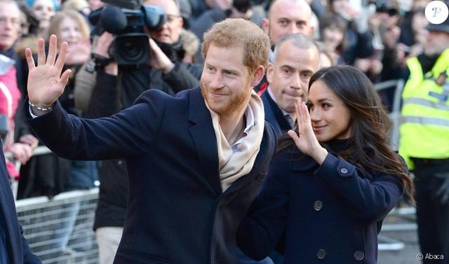 Prince Harry & Meghan Markle  36961910