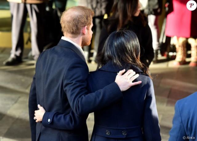 Prince Harry & Meghan Markle  36962210