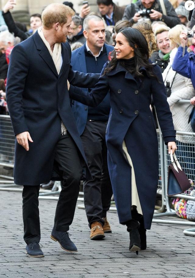 Prince Harry & Meghan Markle  36962410