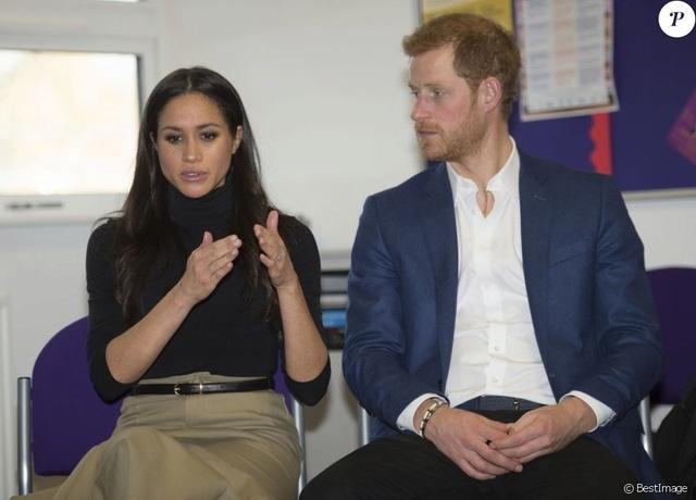 Prince Harry & Meghan Markle  36990010
