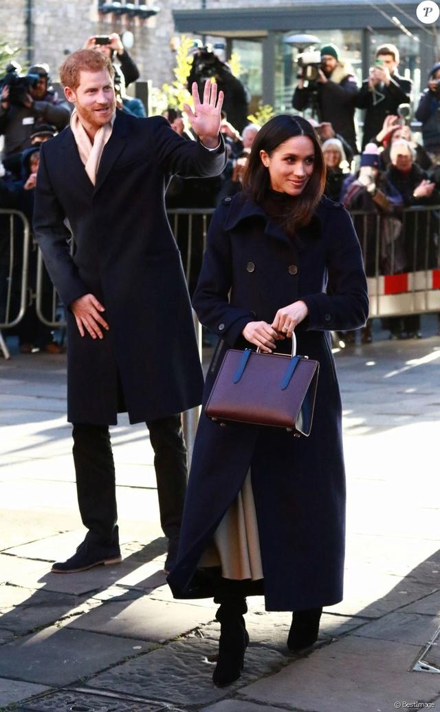 Prince Harry & Meghan Markle  36990011