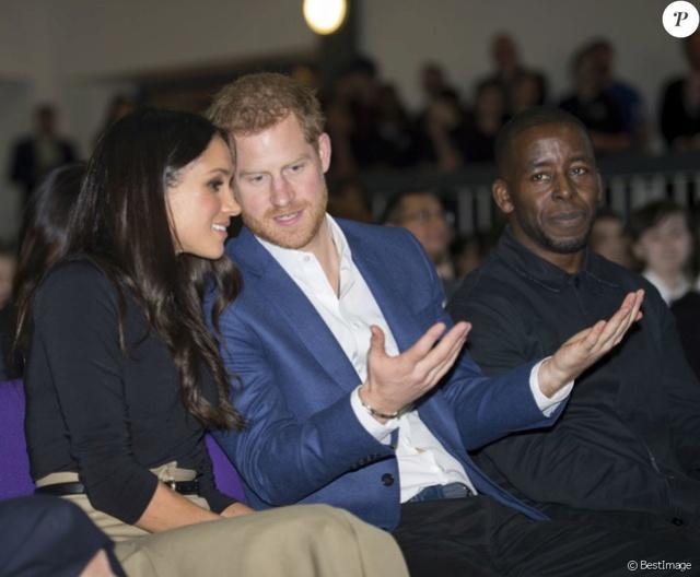 Prince Harry & Meghan Markle  36990110