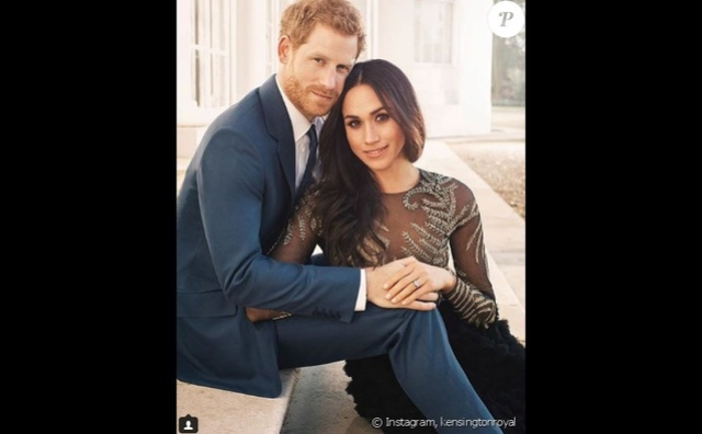 Prince Harry & Meghan Markle  37502611