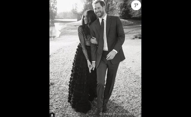 Prince Harry & Meghan Markle  37504810