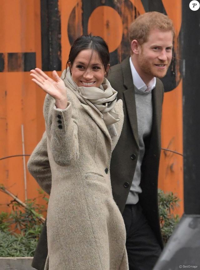 Prince Harry & Meghan Markle  37791910