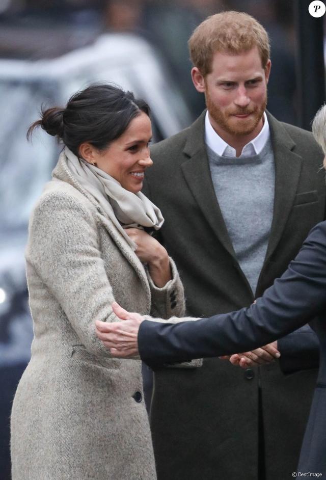 Prince Harry & Meghan Markle  37792310