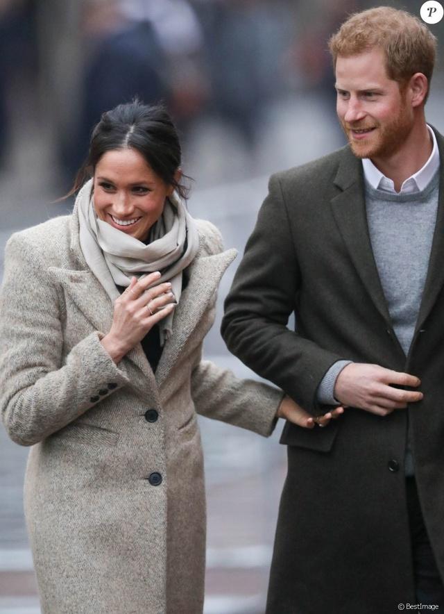 Prince Harry & Meghan Markle  37792410