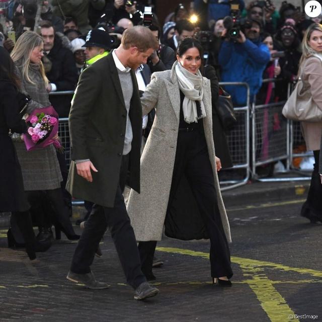 Prince Harry & Meghan Markle  37794710