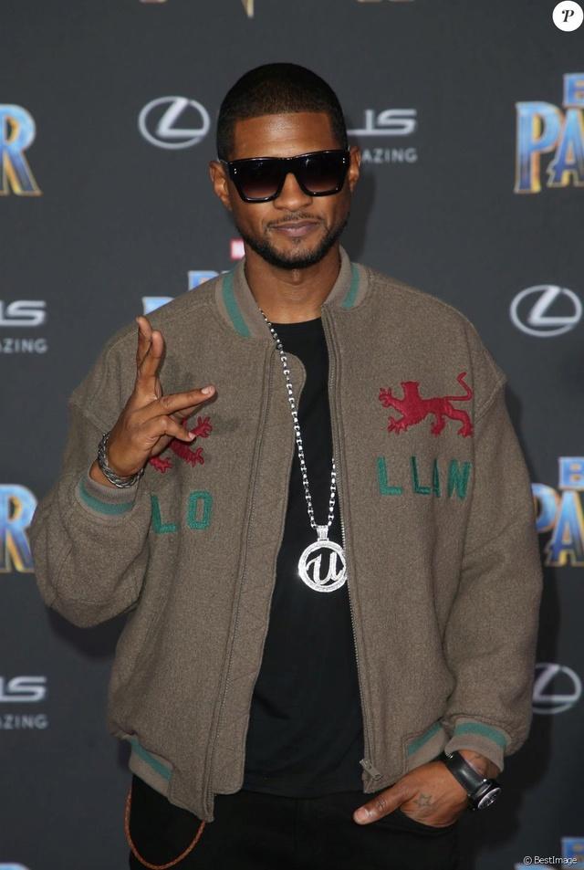 Usher                                      39051410