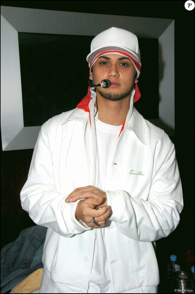 Billy Crawford  39951610