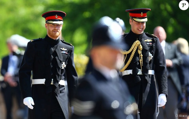 Prince Harry & Meghan Markle 40566910