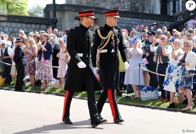 Prince Harry & Meghan Markle 40567110