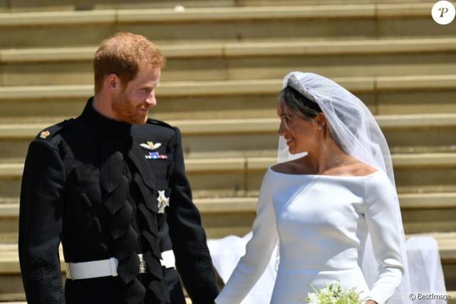 Prince Harry & Meghan Markle 40572110