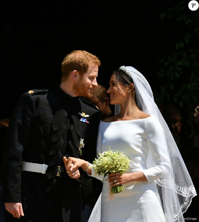 Prince Harry & Meghan Markle 40572111