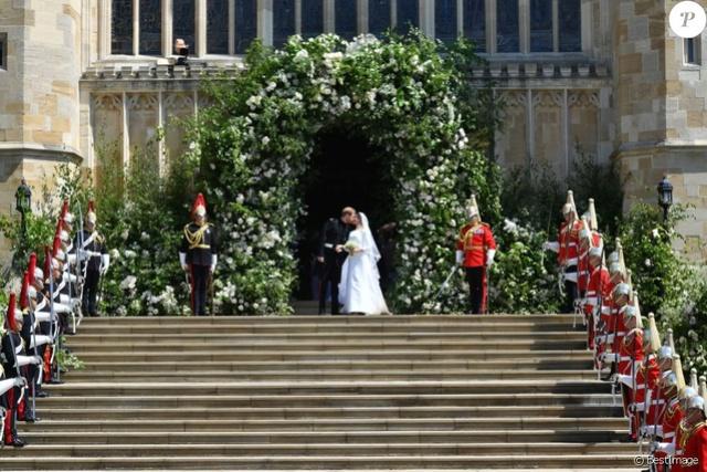 Prince Harry & Meghan Markle 40572610