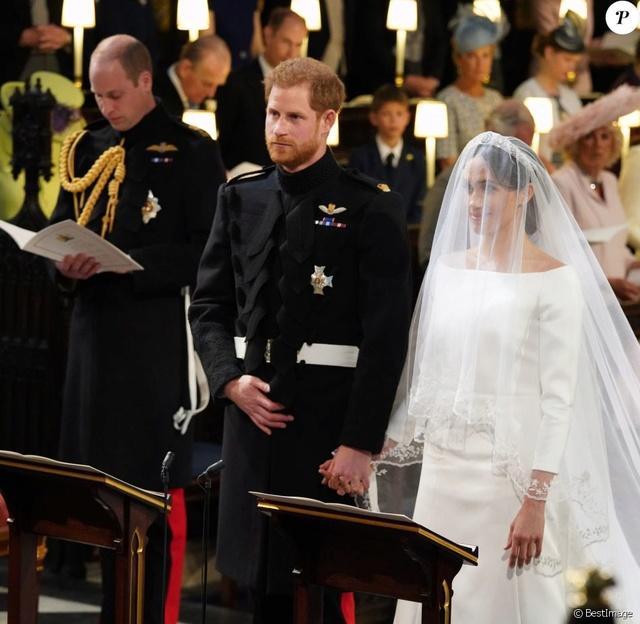 Prince Harry & Meghan Markle 40573510