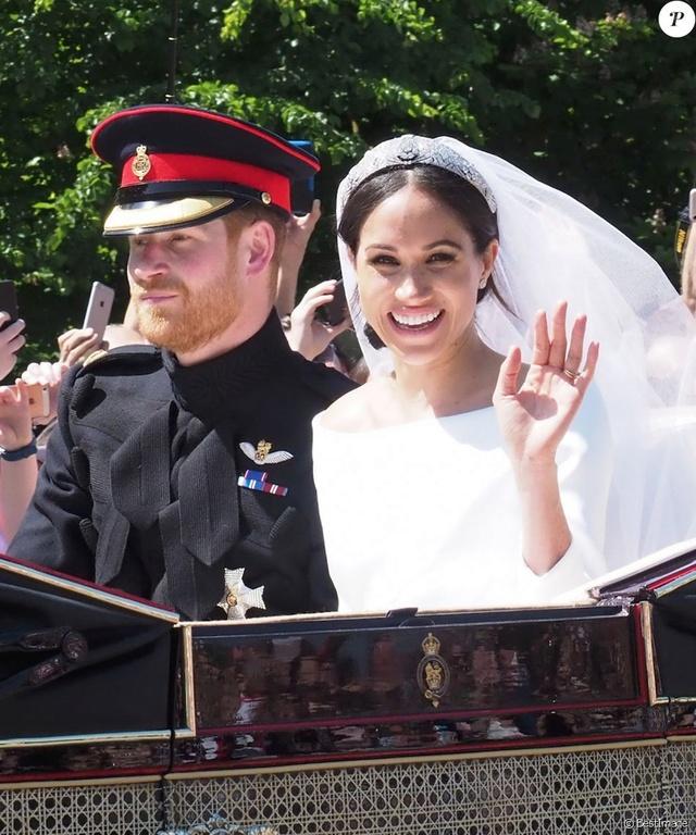 Prince Harry & Meghan Markle 40575210