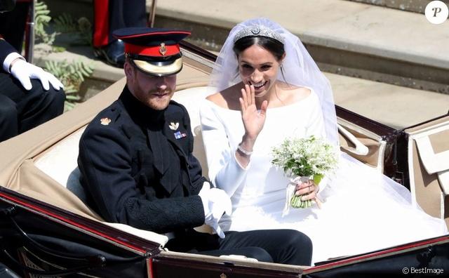 Prince Harry & Meghan Markle 40575510