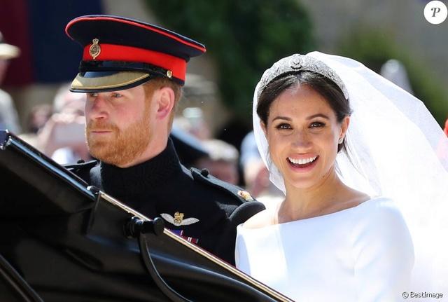 Prince Harry & Meghan Markle 40575710