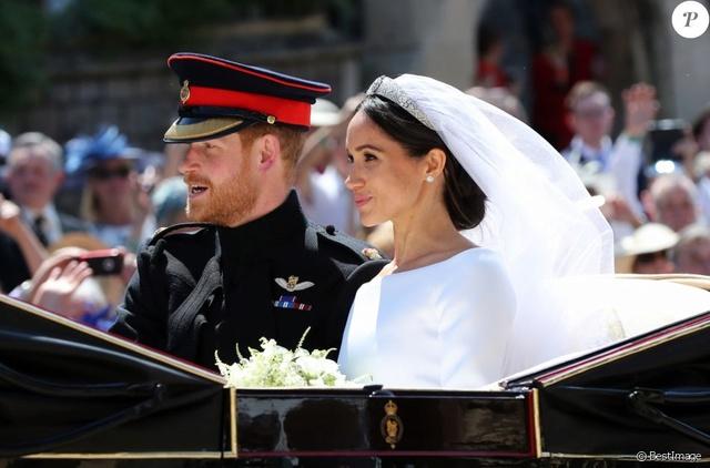 Prince Harry & Meghan Markle 40575711