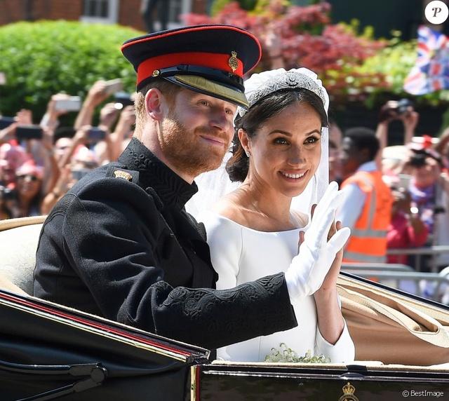 Prince Harry & Meghan Markle 40576011