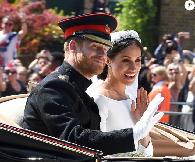 Prince Harry & Meghan Markle 40576310
