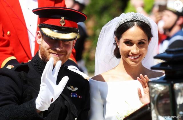 Prince Harry & Meghan Markle 40576710