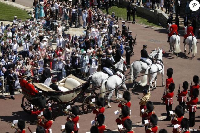 Prince Harry & Meghan Markle 40576810