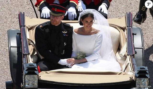 Prince Harry & Meghan Markle 40577010