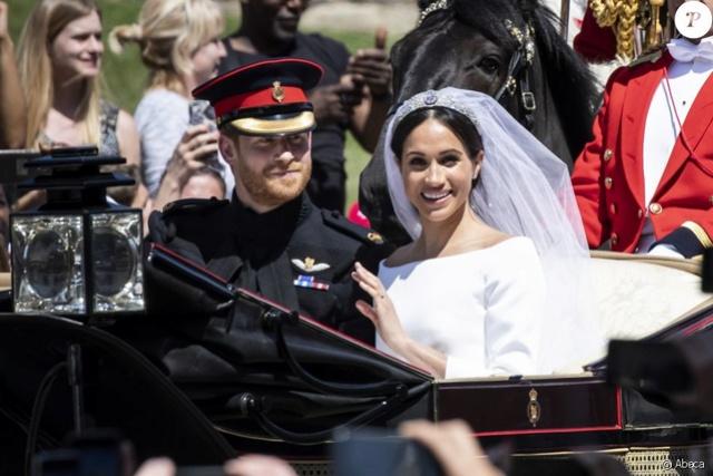 Prince Harry & Meghan Markle 40577110