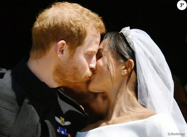 Prince Harry & Meghan Markle 40578310