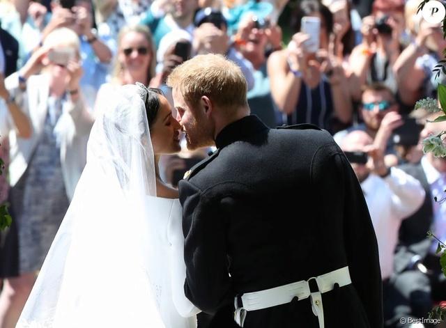 Prince Harry & Meghan Markle 40578410