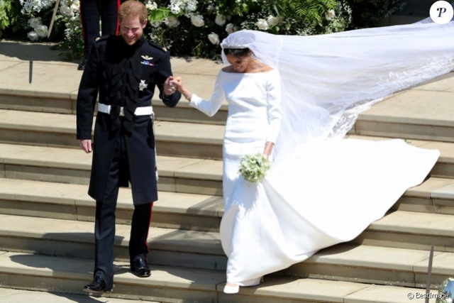 Prince Harry & Meghan Markle 40578411