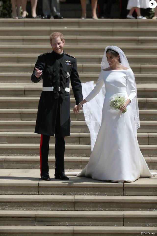 Prince Harry & Meghan Markle 40578412