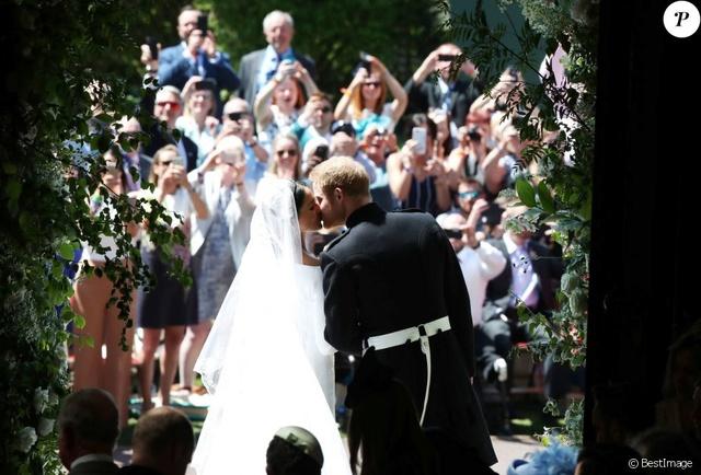 Prince Harry & Meghan Markle 40578510