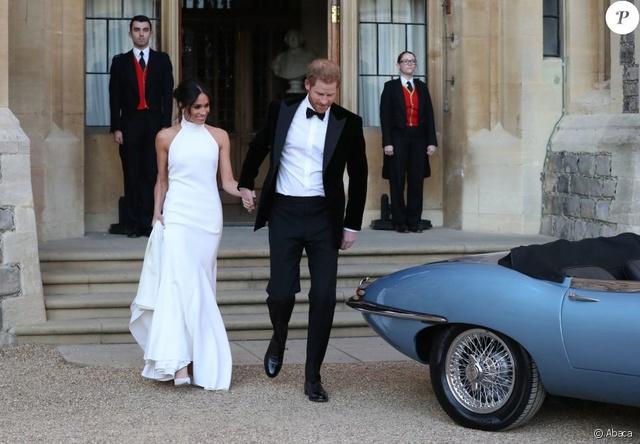 Prince Harry & Meghan Markle 40590710