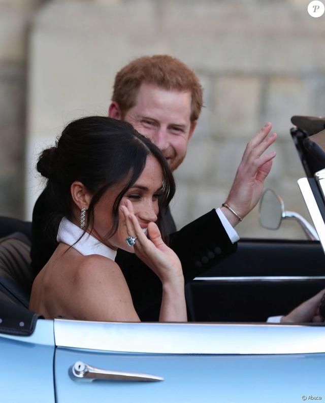Prince Harry & Meghan Markle 40590810