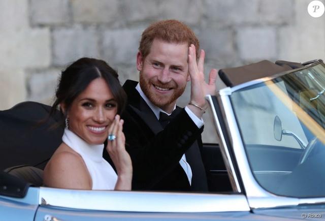 Prince Harry & Meghan Markle 40598210