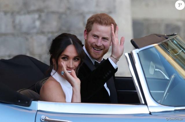 Prince Harry & Meghan Markle 40598310