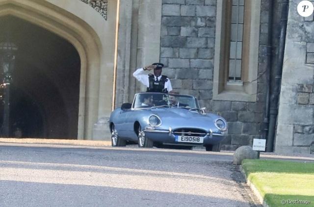 Prince Harry & Meghan Markle 40598311