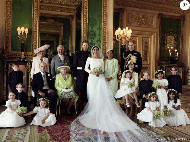 Prince Harry & Meghan Markle 40619510