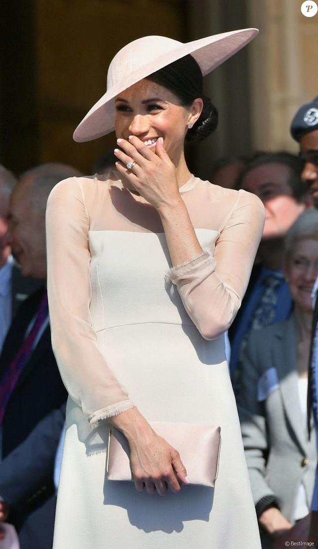 Prince Harry & Meghan Markle  - Page 2 40650410