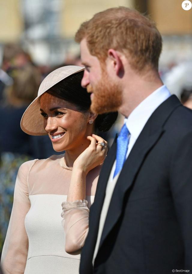 Prince Harry & Meghan Markle  - Page 2 40650510