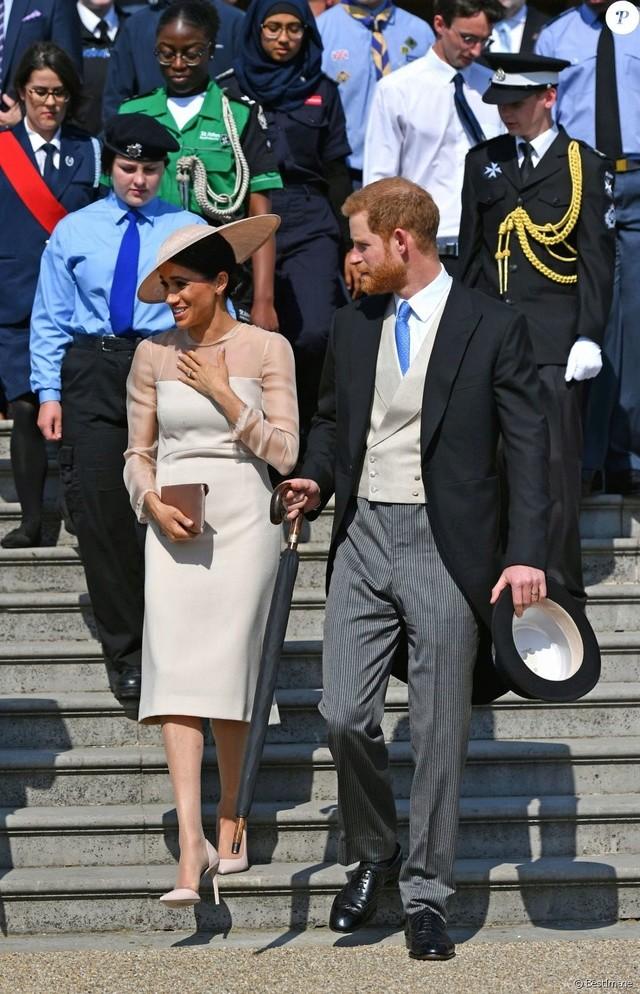 Prince Harry & Meghan Markle  - Page 2 40650712