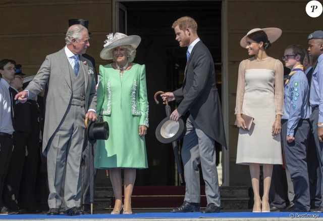Prince Harry & Meghan Markle  - Page 2 40651110