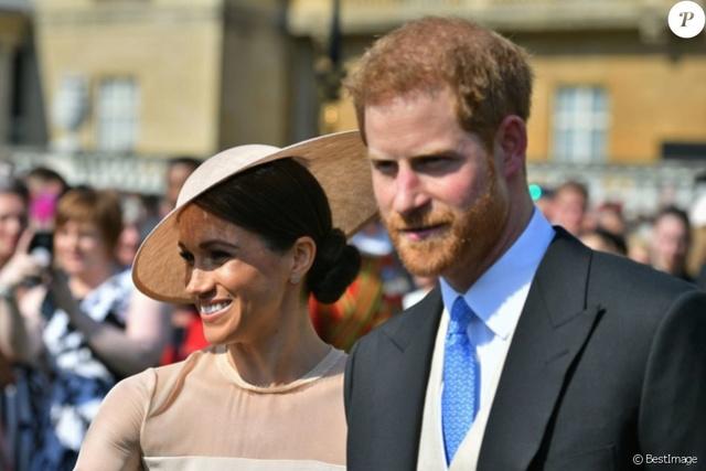 Prince Harry & Meghan Markle  - Page 2 40651310